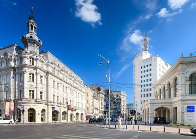 Bucharest - Continental Hotel - Victoriei Str.