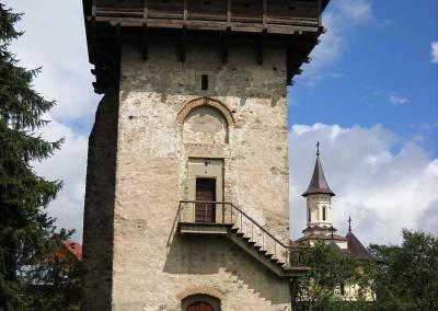 Humor Monastery - Medieval Tower